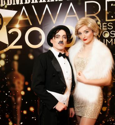 Вечеринка в стиле «Оскар»